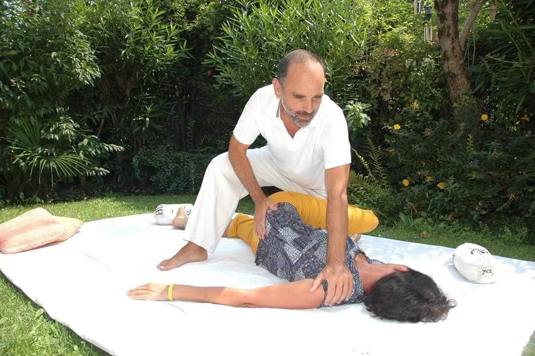 Massaggio tailandese